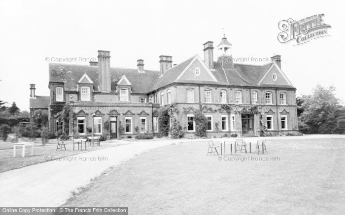 Photo of Catsfield, Park Gate Farm Hotel c1960