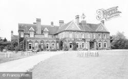 Catsfield, Park Gate Farm Hotel c.1960