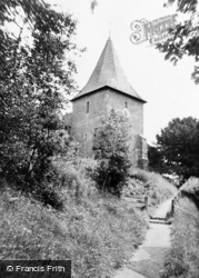 Catsfield, St Laurence Church c.1960