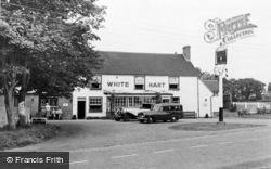 Catsfield, The White Hart c.1955