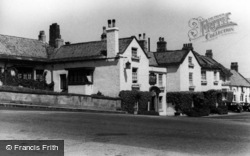 Catterick, Bridge House Hotel c.1955