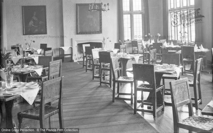 Photo of Catterick, Bridge House Hotel, The Dining Room 1939