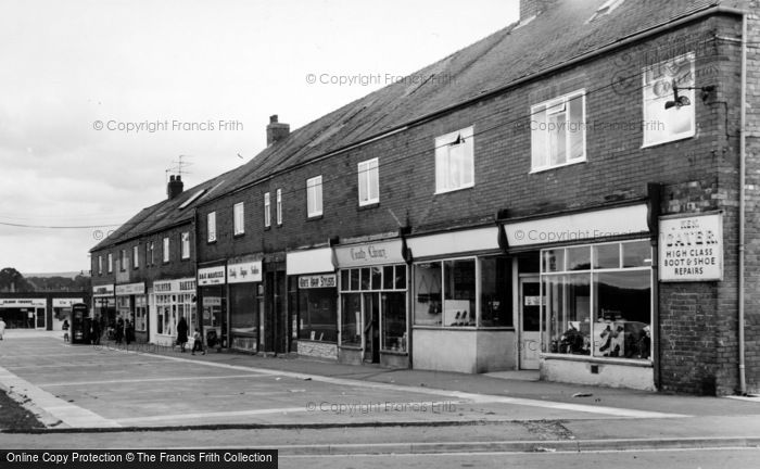 Photo of Catterick, Broadway c.1965