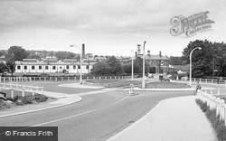 Catterick, Camp Centre 1955