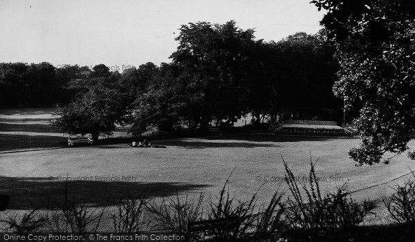 Photo of Catterick, Camp, Coronation Park 1953
