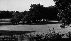 Catterick, Camp, Coronation Park 1953