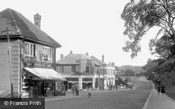 Catterick, Camp, Richmond Road 1953