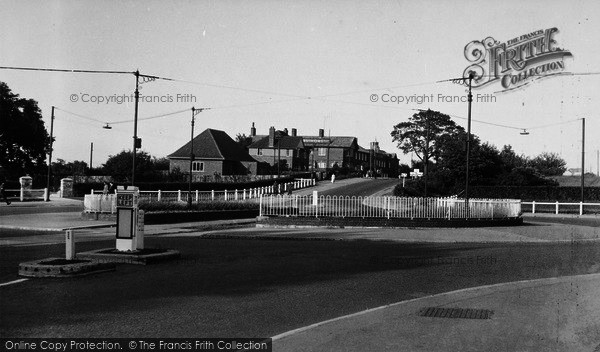 Photo of Catterick, Camp, The Centre 1953