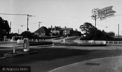 Catterick, Camp, The Centre 1953