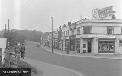 Catterick, Catterick Road 1953