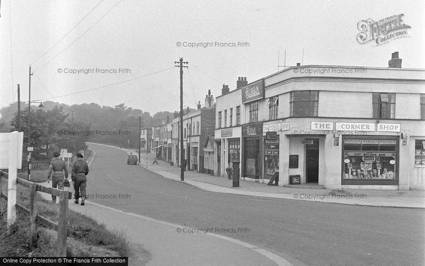 Catterick, Catterick Road 1953