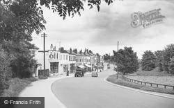 Catterick, Catterick Road 1955