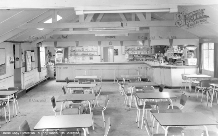 Photo of Catterick, Church Of Scotland Canteen 1960