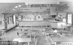 Catterick, Church Of Scotland Canteen 1960