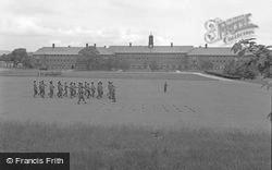 Catterick, Druggon House, Catterick Camp 1955