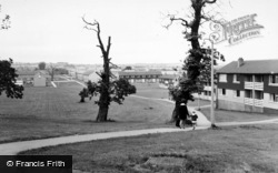 Catterick, Piper Hill c.1965