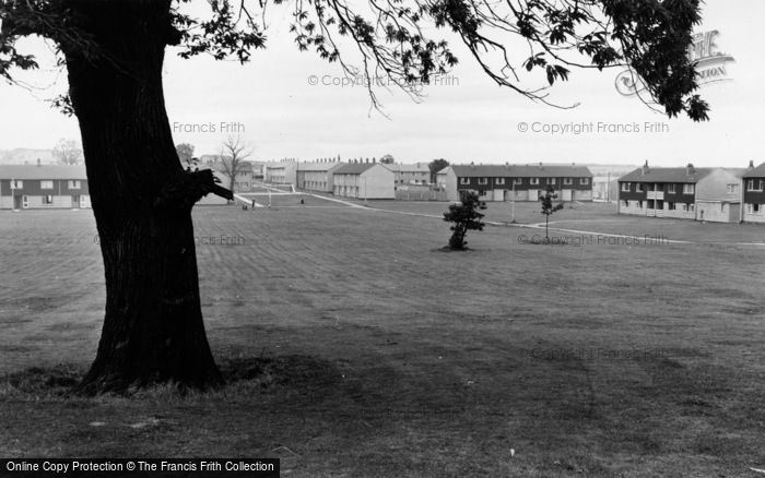Photo of Catterick, Piper Hill c.1965