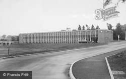 Catterick, Rhq Helles Camp c.1960