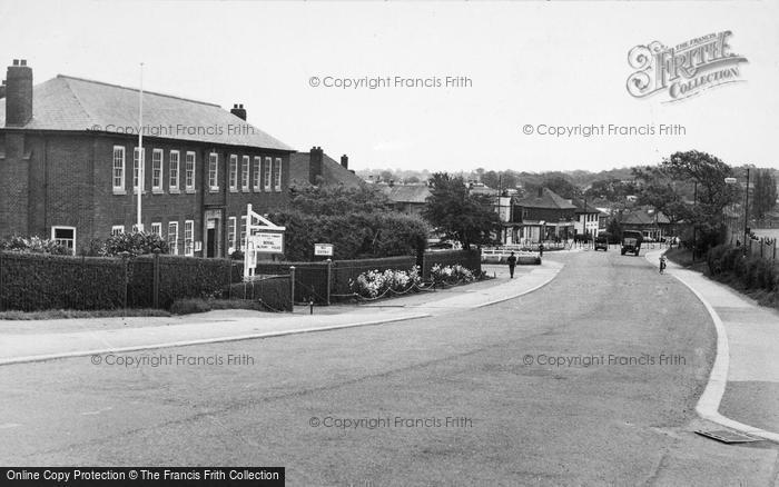 Photo of Catterick, Richmond Road 1955