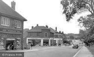 Catterick, Richmond Road 1955