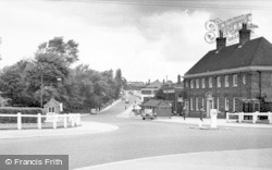 Catterick, Richmond Road 1955