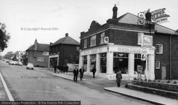 Photo of Catterick, Richmond Road c.1965