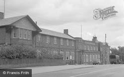 Catterick, Sandes Home 1955