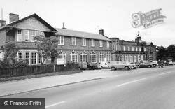 Catterick, Sandes Soldiers Home c.1960