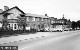 Catterick, Sandes Soldiers Home c1960