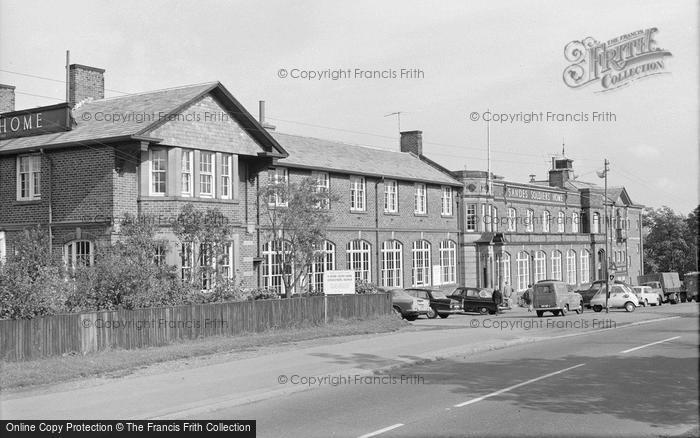 Photo of Catterick, Sandes Soldiers Home, Catterick Camp 1962