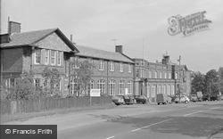 Catterick, Sandes Soldiers Home, Catterick Camp 1962
