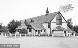 Catterick, St Oswald's Church 1955