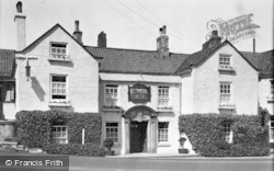 Catterick, The Bridge House Hotel 1939