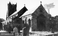 Catterick, The Church c.1965