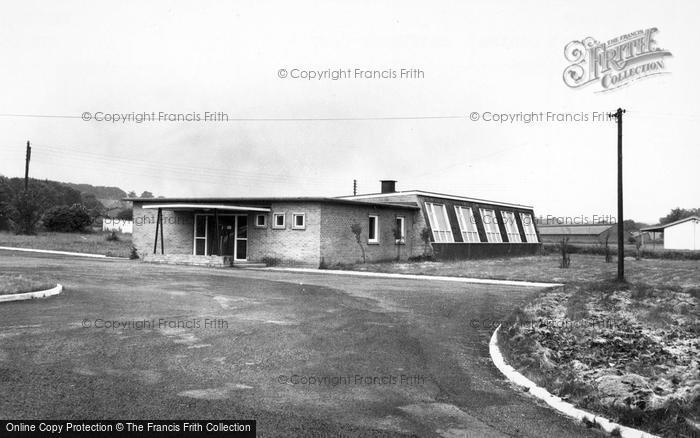 Photo of Catterick, The Dental Centre c.1960