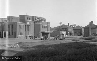 Catterick, the Essoldo Cinema, Catterick Camp 1953