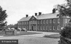 Catterick, The Garrison Headquarters 1955