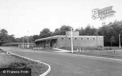 The Guard Room, Helles Camp c.1960, Catterick