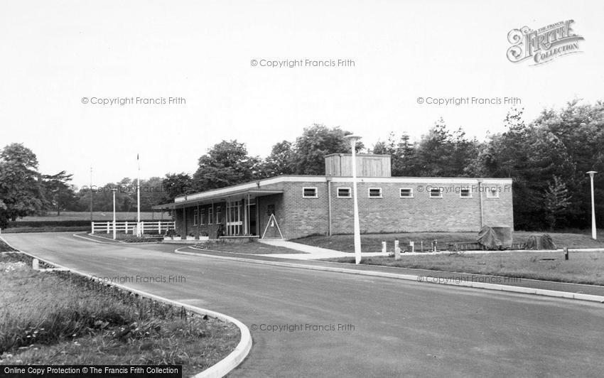 Catterick, the Guard Room, Helles Camp c1960