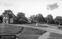 Catterick, The Naafi Club 1953