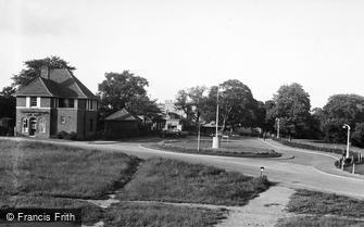 Catterick, the NAAFI Club 1953
