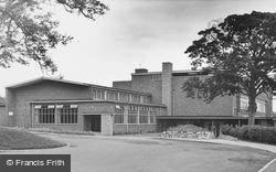 Catterick, The Naafi Club 1955