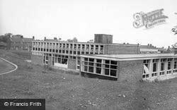 Catterick, The Naafi, Helles Camp c.1960