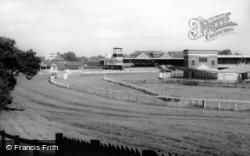 Catterick, The Racecourse c.1965