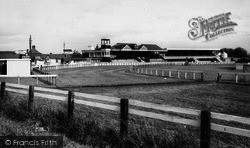 Catterick, The Racecourse c.1965