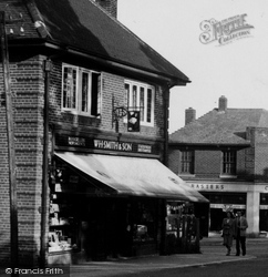 Catterick, Wh Smith And Son 1953