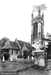 Church Of St Peter And St Paul 1906, Cattistock