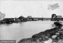 Caversham, Bridge 1893