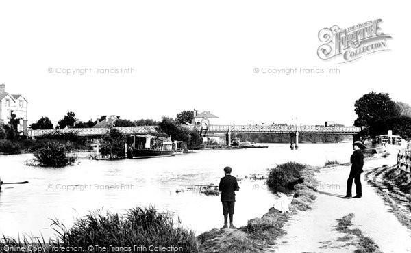 Photo of Caversham, Bridge 1904