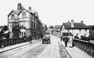 Caversham, Bridge Street 1908
